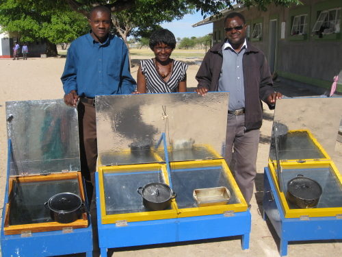 Omuthitu Combined School Feeding Program Directors