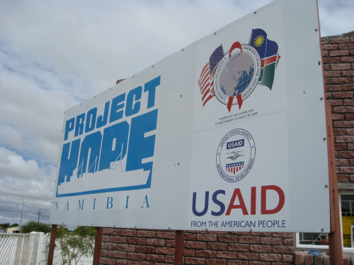 Project Hope Namibia, a USAID funded Micro-finance Institution