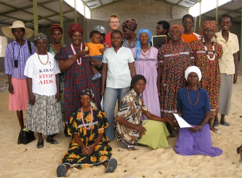 The Women of the Omulumbu Village Health Fund